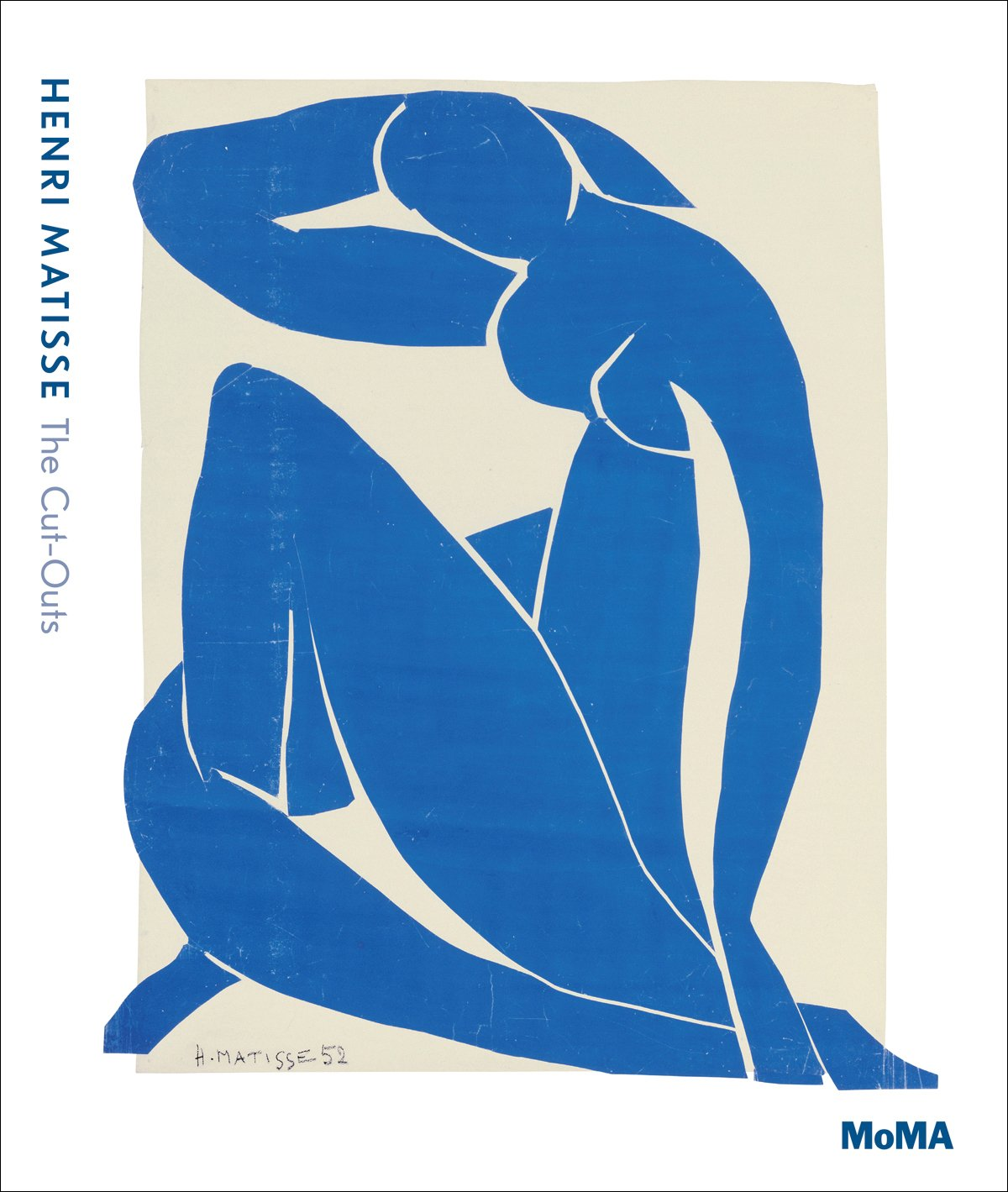 Matisse Blue woman