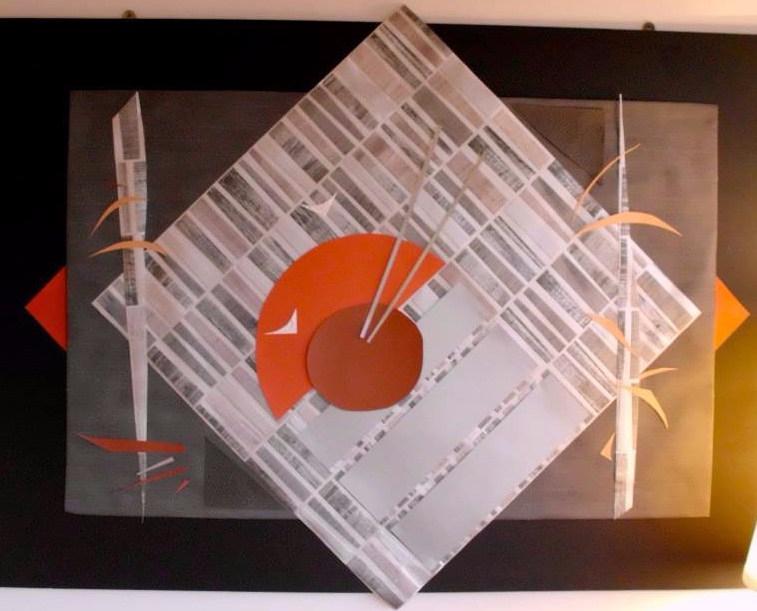 Paper Art 2 - Rice Bowl